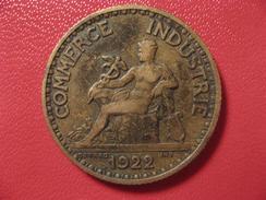 Bon Pour 1 Franc Chambre Du Commerce 1922 8075 - Francia
