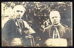 Cardinal MERCIER Et Mgr Heylen , Evêque De Namur - Non Circulé - Not Circulated - Nicht Gelaufen - Rome, Année +/-  1915 - Christianisme
