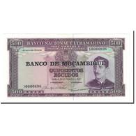 Mozambique, 500 Escudos, 1976, KM:118a, SPL+ - Mozambique