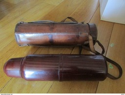Named British Officer's Boer War Thermos - Equipment