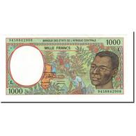 États De L'Afrique Centrale, 1000 Francs, 1994, KM:102Cb, NEUF - Central African States