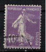 FRANCE      N° YVERT  :    236         OBLITERE - France