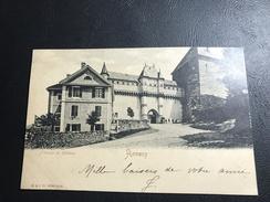 10266 - ANNECY L'Entrée Du Chateau - - Annecy