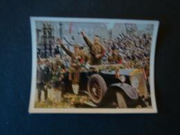 Kampf Ums Dritte Reich, Bild 32, Deutscher Tag In Nürnberg 1927, Adolf Hitler - Chromos
