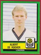 Panini Football Voetbal 89 1989 Albert Bart De Roover KSC Lokeren Sticker Nr. 216 Rijkevorsel KFC Zwarte Leeuw  Lierse - Sports