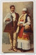 BULGARIA  ANTICHI COSTUMI CONTADINI NV FP - Bulgaria
