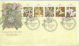 FDC 1994 - Christmas Island