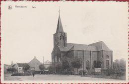 Hemixem Hemiksem Kerk Geanimeerd ZELDZAAM - Hemiksem