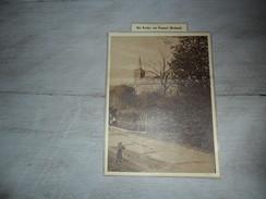 Origineel Knipsel ( 935 ) Uit Tijdschrift :  Orsmael  Orsmaal    1926 - Vieux Papiers