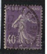FRANCE      N° YVERT  :    236    ( 2 )     OBLITERE - France