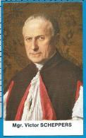 Holycard    Mg>. Victor Savelberg - Devotion Images