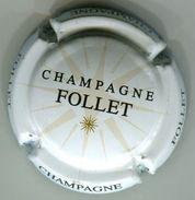 CJ-CAPSULE-CHAMPAGNE FOLLET-RAMILLON N°04x Fond Blanc-NR - Sonstige