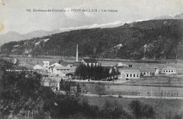 Environs De Grenoble - Pont-de-Claix (Isère) - Les Usines Chimiques (Chlore) 1934 - Edition P. Gaude - Autres Communes