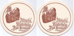 #D183-047 Viltje Mönchs Klosterbräu Bad Herrenalb - Sous-bocks