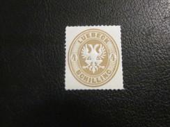 Lübeck Nr. 12 Postfrisch** / NACHDRUCK - Luebeck