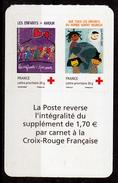 France  145 146 Se Tenant  Bord De Carnet Mention La Poste .... Neuf ** TB MNH Sin Charnela Prix De La Poste 2.56 - Autoadesivi