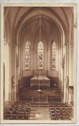 Liberchies (Pont-à-Celles) - Intérieur De L'Eglise (carte-photo) - Pont-à-Celles