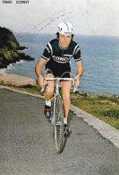 6292 Photo Repro. Cyclisme  Tino Conti - Cyclisme