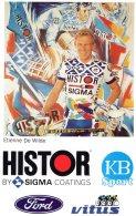 6317 CP Cyclisme   Etienne  De Wilde - Cyclisme