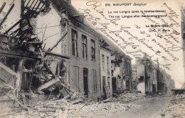 B42181 Nieuport Apres Le Bombardement - Belgique