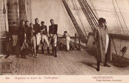 "B42206 Napoleon On Board The "" Bellerophon"" - Royaume-Uni"
