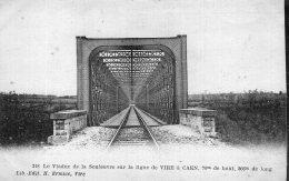 B42270 Le Viaduc De La Souleuvre Sur La Ligne De Vire à Caen - France