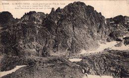 B42542 Le Mont Cinto - Zonder Classificatie