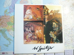 Catalogue D'exposition  Walter Spitzer Exposition à Amiens Octobre 1983 - Art