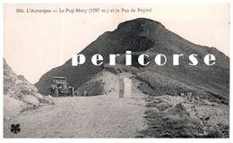 15  Le Puy Mary Et Le Pas De Peyrol - France
