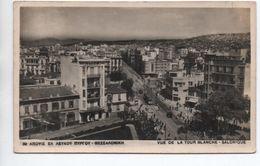 SALONIQUE - VUE DE LA TOUR BLANCHE - Griechenland
