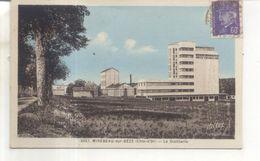3337. Mirebeau Sur Beze, La Distillerie - Mirebeau