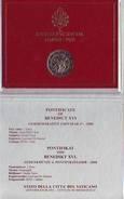 Coffret BU KMS 2 Euros Commemorative 2008 VATICAN Vatikan Vaticano Vatikaan Benoit XVI Année De Saint Paul - Vatican