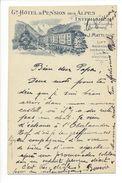 18885 - Grand Hôtel Et Pension Des Alpes Interlaken - BE Berne