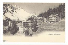 18888 - Arosa Mit Schafrücken - GR Grisons