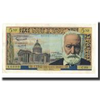 France, 5 Nouveaux Francs, 1962-07-05, KM:141a, TTB+, Fayette:56.12 - 1955-1959 Surchargés En Nouveaux Francs