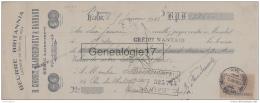 44 1066 HERIC LOIRE INF 1923 Beurre Britannia H. CORNET - PLANCHENAULT Et BARRAUD Laiterie De Bout De Bois A ESTAMPA - Lettres De Change