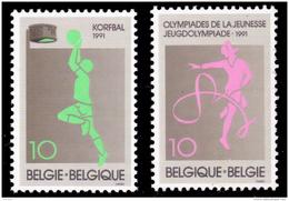 Belgium 2402/03** Sport  MNH - Belgique