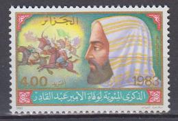 ALGERIE     1983           N . 786       COTE     2, 75   EUROS       ( S 7 ) - Algeria (1962-...)