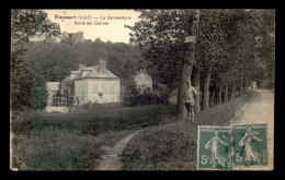 78 - ELANCOURT - LA HERMANDERIE ROUTE DES GATINES - Elancourt