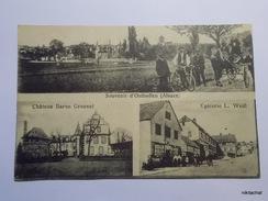 Souvenir D'OSTHOFFEN-Chateau-Epicerie - Andere Gemeenten