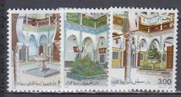 ALGERIE     1986                N .       871 / 873       COTE     5 , 80   EUROS       ( S 11 ) - Algérie (1962-...)