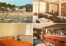 Réf : B-18 Pie Tre-038 : BREHEC-PLOUHA. HOTEL DE LA PLAGE. - Autres Communes