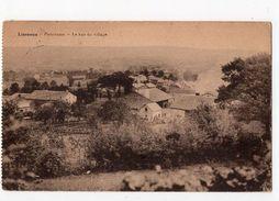 37 - LIERNEUX - Panorama   -  Le Bas Du Village - Lierneux
