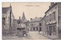 Nord - Beaurieux - La Place - France