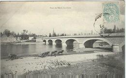 Indre Et Loire : Bléré, La Croix, Le Pont - Bléré