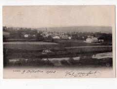 39 - LIERNEUX   * Panorama * 1902* - Lierneux