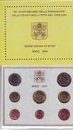 50 Cent Euro 2009 Issue Du Coffret BU KMS VATICAN Vatikan Vaticano Vatikaan - Vatican