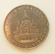 SACRE COEUR MONTMARTRE 2006 - Monnaie De Paris