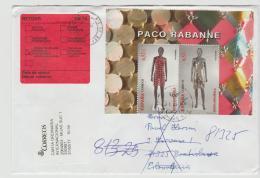 EP356  SPANIEN - / Retourbrief, Empfänger Unbekannt. - 1931-Today: 2nd Rep - ... Juan Carlos I