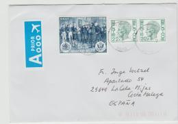 B381 / Mischfrankatur 2017 - Briefe U. Dokumente